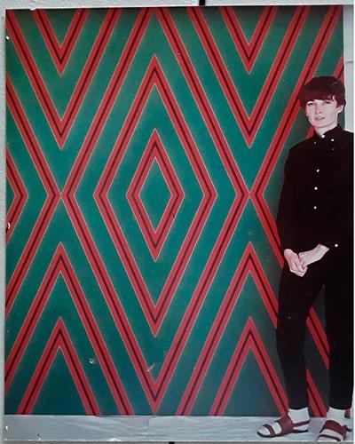 Margarita Azurdia, biografía, pintura, Foto - @margarita_azurdia