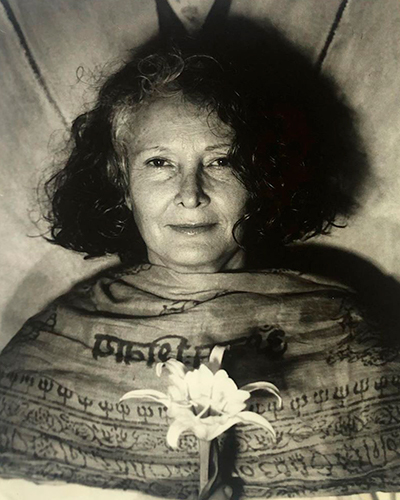 Margarita Azurdia, biografía, rosa, Foto - @margarita_azurdia