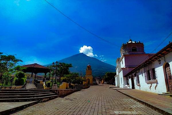 Municipio de Ciudad Vieja, Sacatepéquez - Foto IG @naturelover_gt