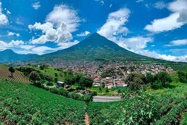 Municipio de Ciudad Vieja, Sacatepéquez, ciudad - Foto IG @fotografodenisanchez