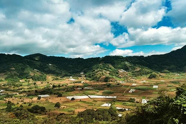 Municipio de Santa María, Sacatepéquez, montaña, Foto IG @esvinxar