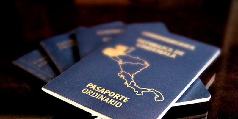 Pasaporte Guatemalteco desde Estados Unidos - Foto Ministerio de Comunicaciones, Infraestructura y vivienda