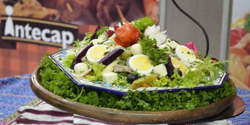 Receta de fiambre vegetariano - INTECAP
