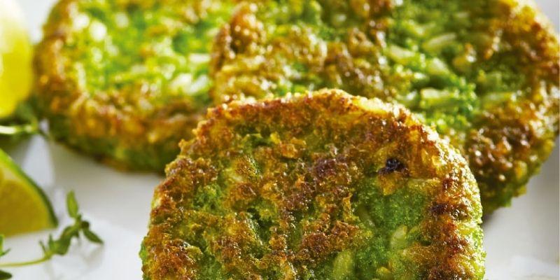 Receta de tortitas de quilete, Foto Cocina Fácil
