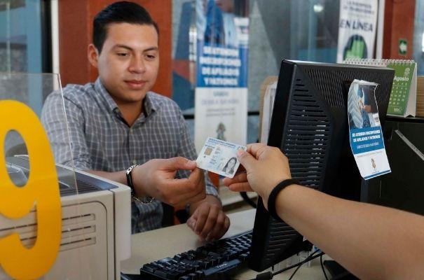 Registro para afiliados IGSS, dpi - Foto Instituto Guatemalteco de Seguridad Social