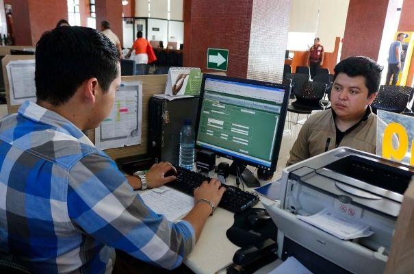 Registro para afiliados IGSS, llenado de formulario - Foto Instituto Guatemalteco de Seguridad Social