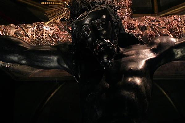 cristo-negro-señor-de-esquipulas - Foto Fides Digital