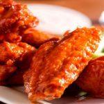 Receta de alitas de pollo adobadas guatemaltecas