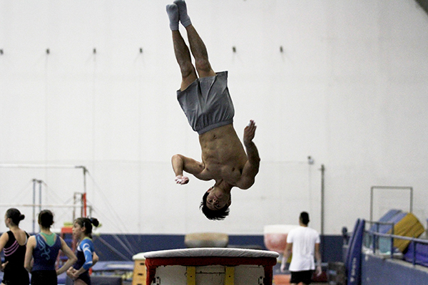 Biografía de Jorge Vega - Foto Comité Olímpico de Guatemala