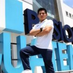 Biografía Jorge Vega, gimnasta guatemalteco