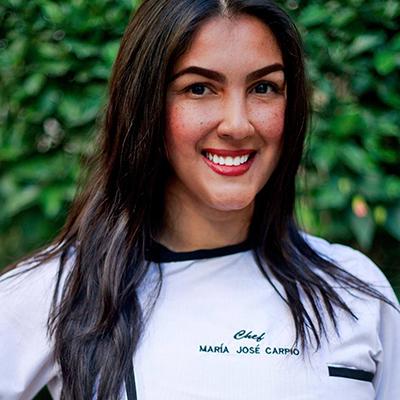 Biografía de María José Carpio, chef- Foto María José Carpio