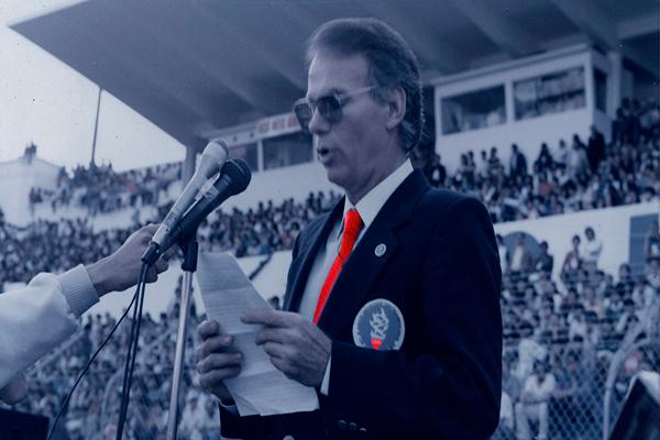 Biografía de Willi Kaltschmitt - Foto Comité Olímpico de Guatemala