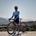 Biografía de Alfredo Ajpacajá, ciclista guatemalteco