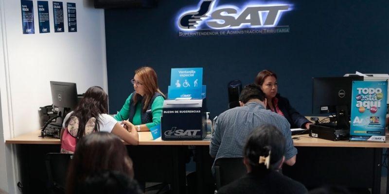 Cómo sacar el IVA en Guatemala - Foto Diario Centro América