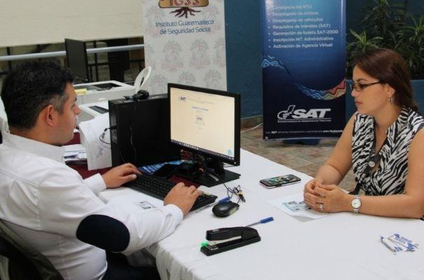 Cómo sacar el IVA en Guatemala - Foto IGSS