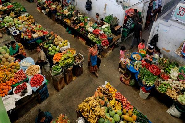 Cómo sacar el IVA en Guatemala, mercado - Foto Diario Centro América