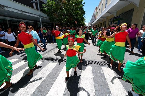 Día Nacional del Pueblo Garífuna en Guatemala - Foto Agencia Guatemalteca de Noticias