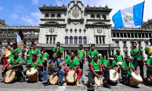 Día Nacional del Pueblo Garífuna en Guatemala - Foto Diario Centro América