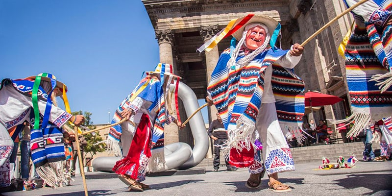 Danzas folclóricas de Guatemala - Foto Hablemos de Cultura