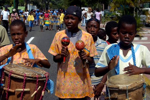 El canto y la música garífuna - Foto Radio TGW