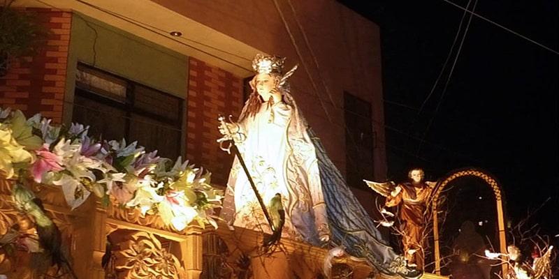 Fiestas patronales en honor a Santa Catalina de Alejandría, Guatemala