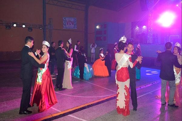 Fiesta Patronal en honor a Catarina de Alejandría - Foto Municipalidad de Santa Catarina Mita