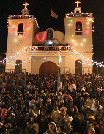 Fiesta Patronal en honor a Catarina de Alejandría - Foto Municipalidad de Santa Catarina Pinula