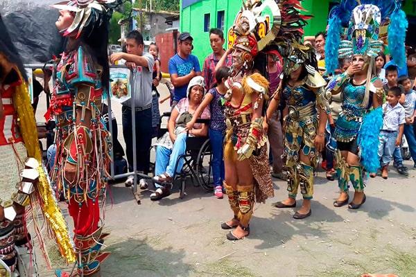 Fiesta Patronal en honor a Catarina de Alejandría - Foto Zunil Videos