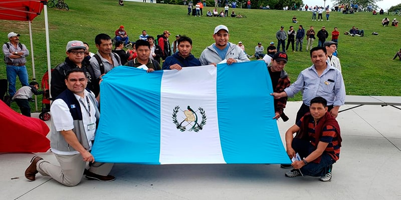 Gentilicio de Guatemala y sus departamentos - Foto Agencia guatemaltecac de Noticias