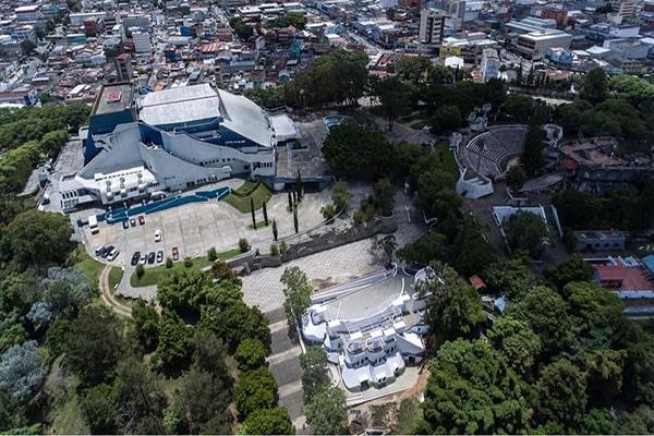 Historia de la Escuela Nacional de Marimba de Guatemala - Foto Arte+