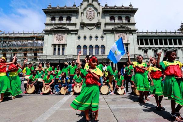 Historia del Pueblo Garífuna en Guatemala - Foto Diario Centro América