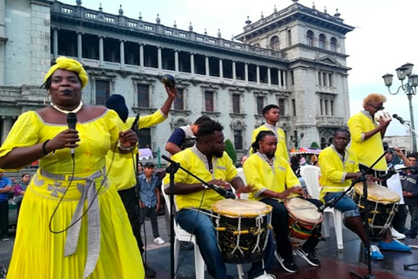 Historia del Pueblo Garífuna en Guatemala - Foto Gobierno de Guatemala