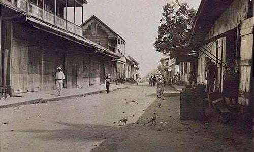 Historia del Pueblo Garífuna en Guatemala - Foto IG @fotosantiguasguatemala