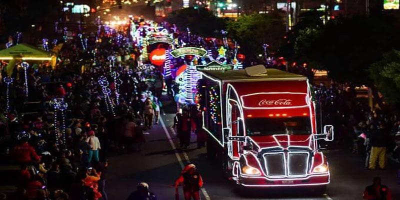 Historia del antiguo desfile Paiz, antigua - Foto Peiódico El Universitario, Guatemala