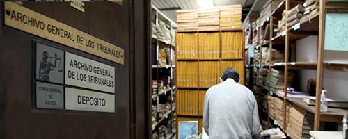 Ley de Acceso a la información Pública - Foto Corte Suprema de justicia