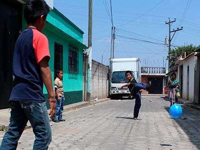 Leyenda del dame tu nalga y te doy tu guacal - Foto UNBOUND Comunicaciones Guatemala