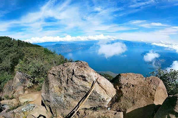 Parque ecológico Volcán San Pedro, cumbre - Foto Parque Ecológico Volcán San Pedro