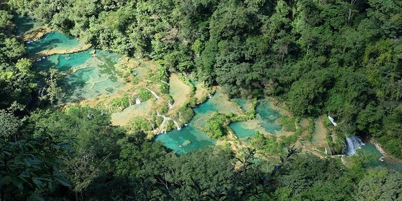 Horarios y precios del Parque Nacional Semuc Champey