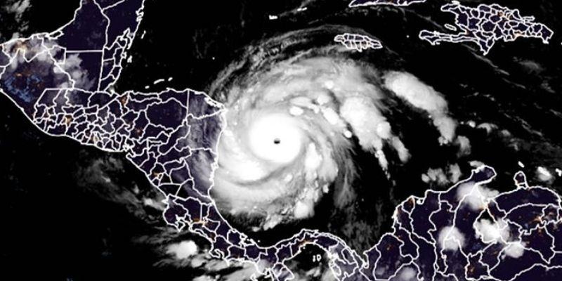 Qué hacer en caso de huracán en Guatemala - Foto El Mundo