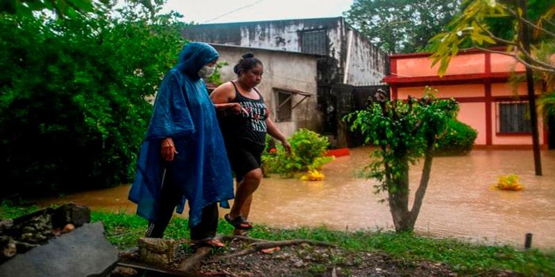 Qué hacer en caso de inundaciones en Guatemala - Foto Johan Ordóñez