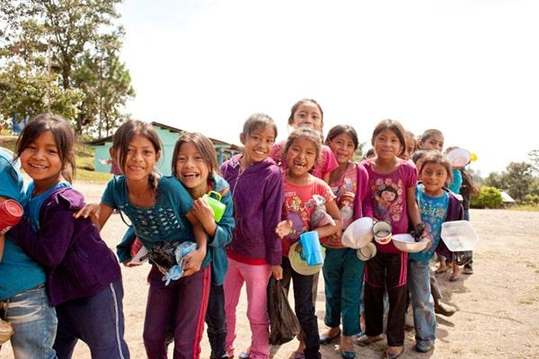Significado de la palabra Muchá en Guatemala - Foto EduCo