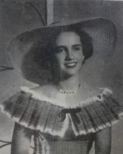 Biografía de María Eugenia Gordillo, Foto Héctor Gaitán Alfaro