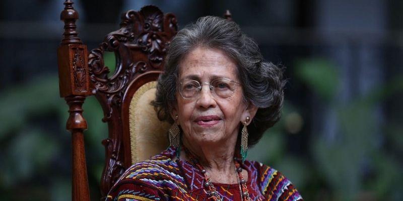 Biografía de María Eugenia Gordillo, periodista guatemalteca