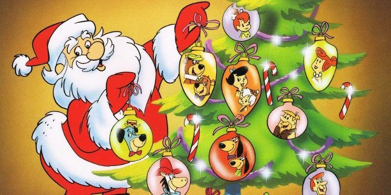 Clásicas caricaturas navideñas vistas en Guatemala - Foto Harim Arellano