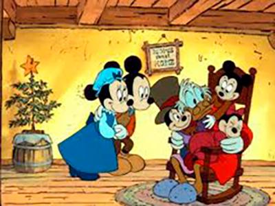 Clásicas caricaturas navideñas vistas en Guatemala - Foto en Cine
