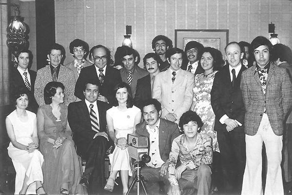 Día del Locutor Nacional de Guatemala, voces de la radio en los años 80 - Foto Palabreando en Bicicleta
