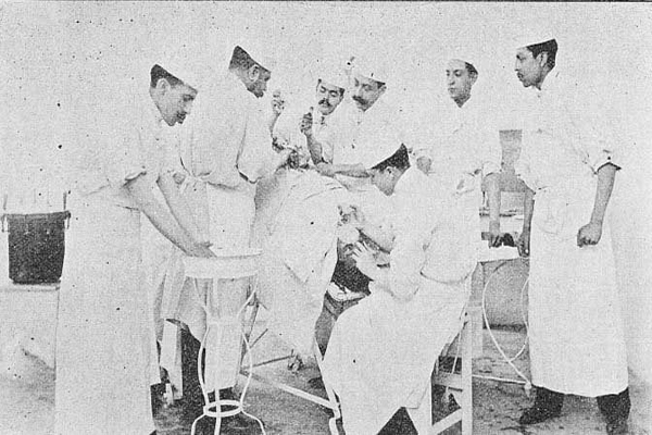 Día nacional del Médico en Guatemala, 1908 - Fotos y relatos de Guatemala