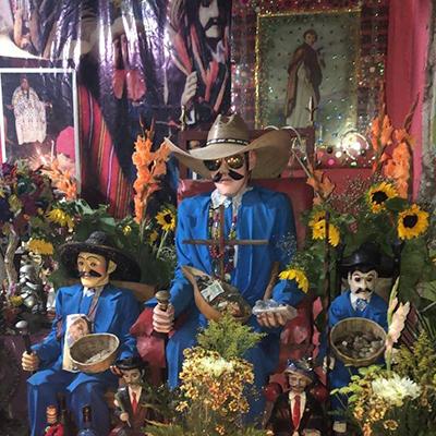 Guatemaltequismos para decir sí más comunes - Foto Hermano San Simón poderoso