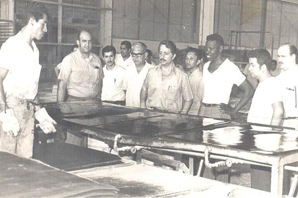 Historia de Suave Chapina, sandalias guatemaltecas - Foto Latex Centroamericana S.A
