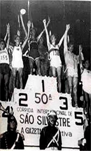 Historia de la carrera de San Silvestre - Brasil Sao Silvestre 1925 - La nación digital